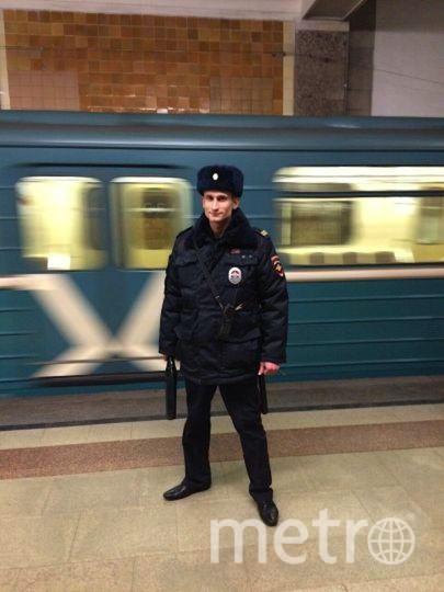 Пресс-служба УВД на Московском метрополитене.