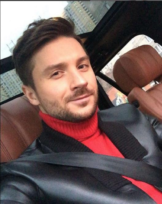 Instagram Сергея Лазарева.