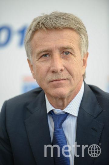 Леонид Михельсон / С сайта администрации Ленобласти.