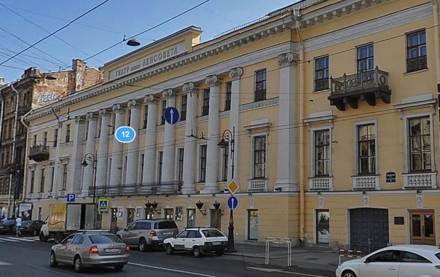 Яндекс.Панорамы .