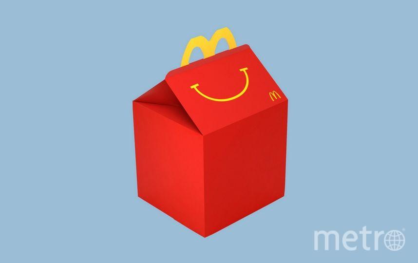 McDonalds Sweden.