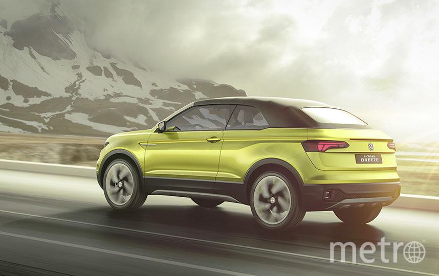 предоставлено Volkswagen PR Team.
