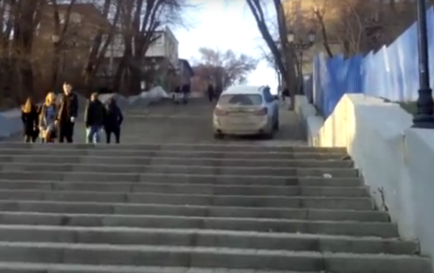 Скриншот с видео Максима Купина.