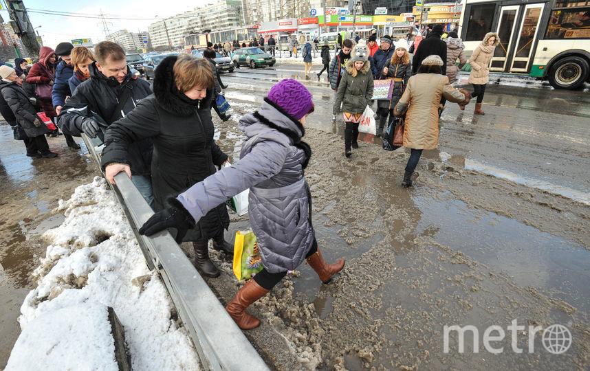 Погода в петербурге в феврале