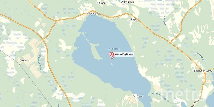 скриншот с maps.yandex.ru.