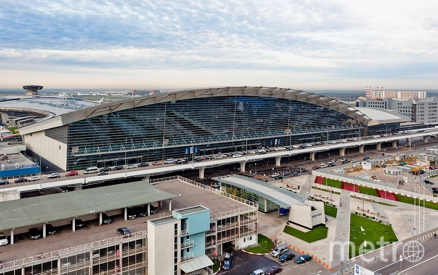 Пресс-служба аэропорта Внуково.
