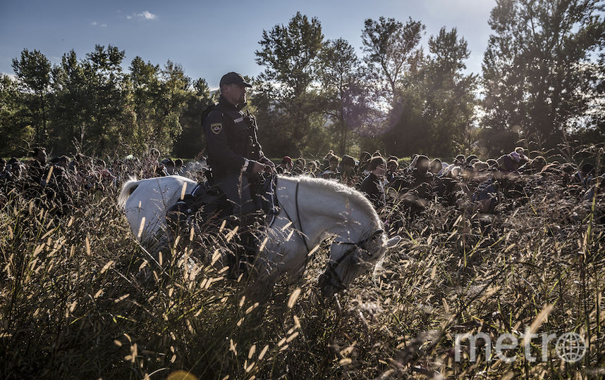 Sergey Ponomarev, for New York Times, предоставлено World Press Photo.