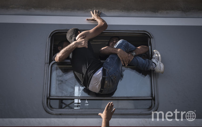 Sergey Ponomarev, for New York Times, предоставлено World Press Photo.