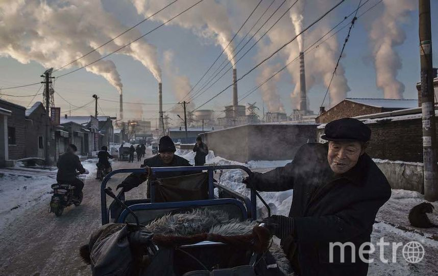 Kevin Frayer, for Getty Images, предоставлено World Press Photo.