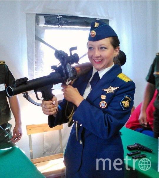 Ольга Муртаева.