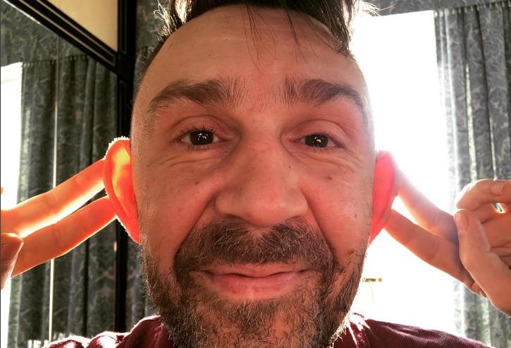 Instagram Сергея Шнурова.