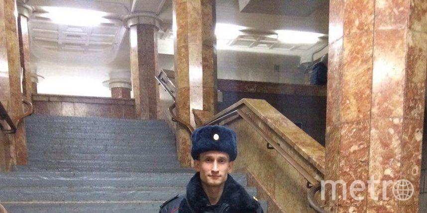 УВД на Московском метрополитене.