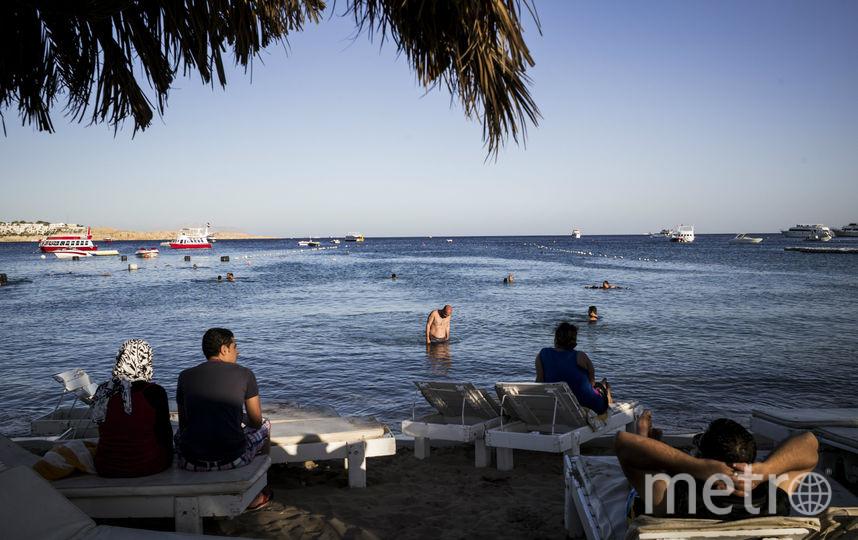 Getty / Египет был самым популярным пляжным направлением для российских туристов.