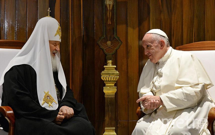 Все фото: Русская Православная Церковь.