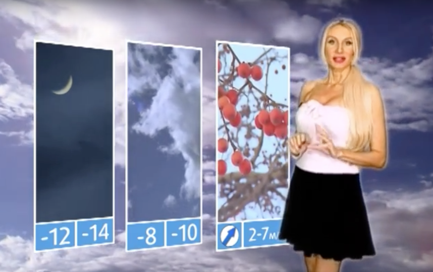Точный прогноз погоды в мерке