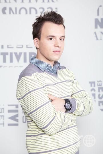 Артём Баранов / фото ESET Russia.