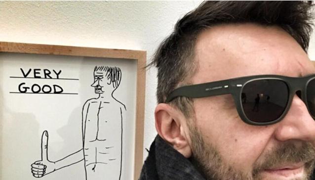 все – Instagram Сергея Шнурова.