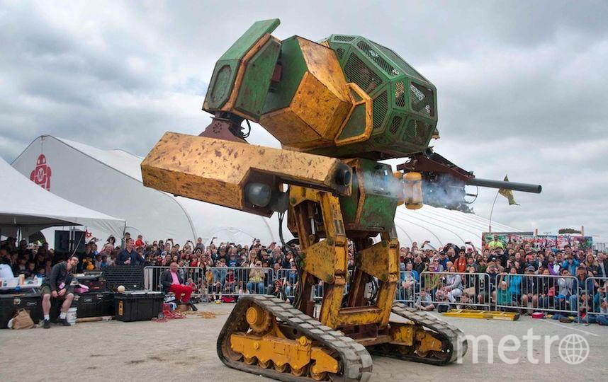 Megabots.