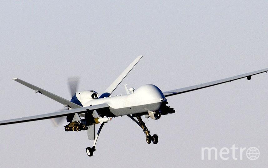 Wikipedia/MQ-9 Reaper.