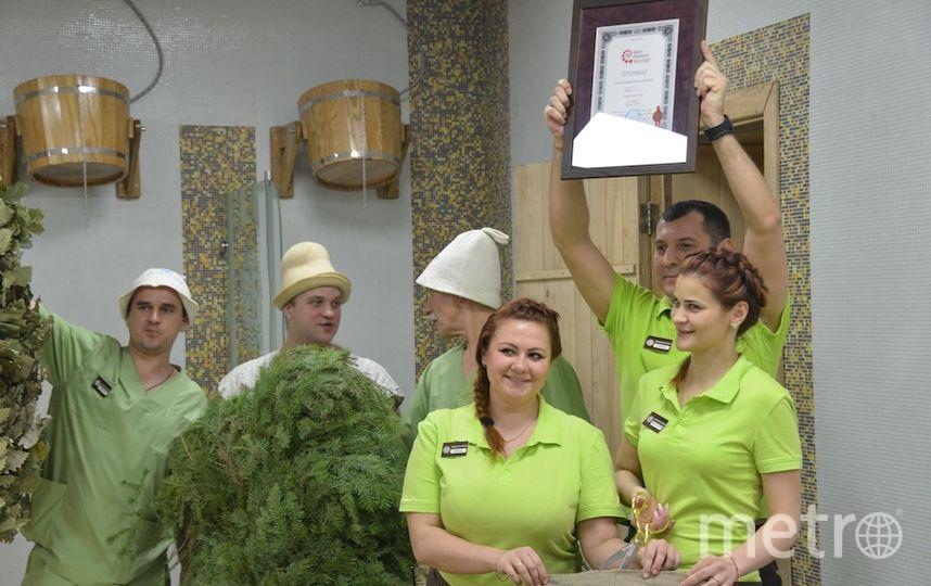 Пресс-служба Рублевских бань.