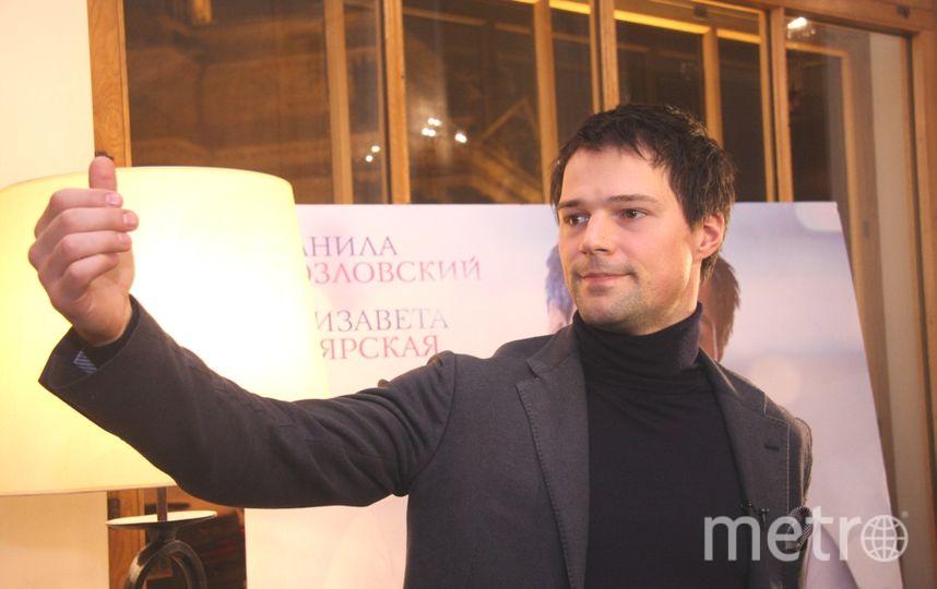Михаил Садчиков-младший.