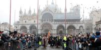 В Венеции проходит знаменитый традиционный карнавал