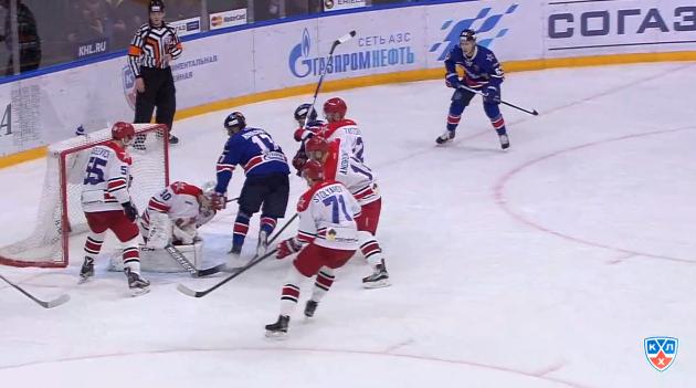 скриншот видео khl.ru.
