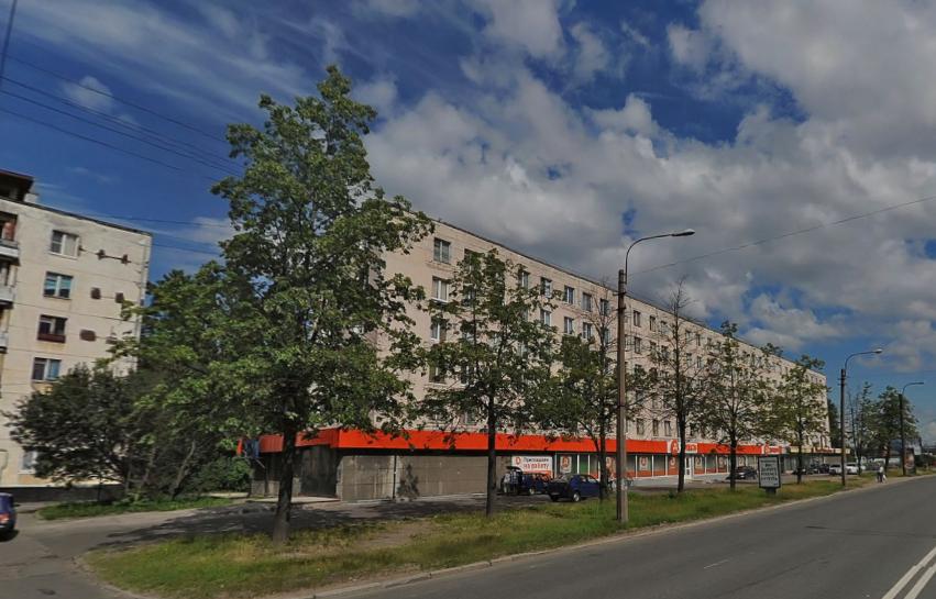 "АРХИВ / Скриншот ""Яндекс. Панорам""."