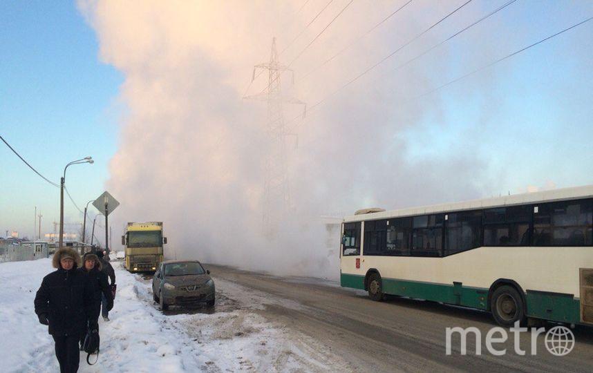 ДТП и ЧП   Санкт-Петербург / https://vk.com/spb_today.