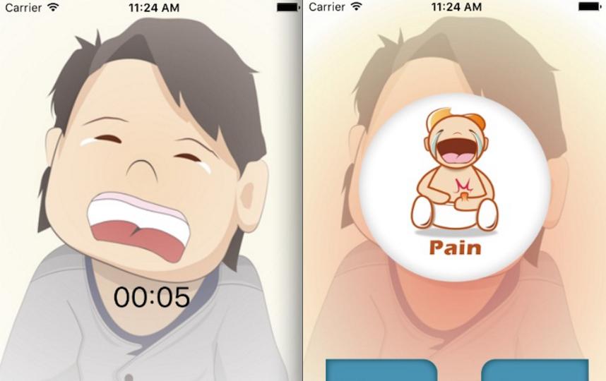 Программа для распознавания плача малыша