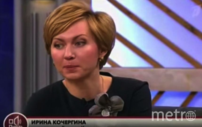 """скриншот с программы """"Пусть говорят"""" на Первом канале ."""