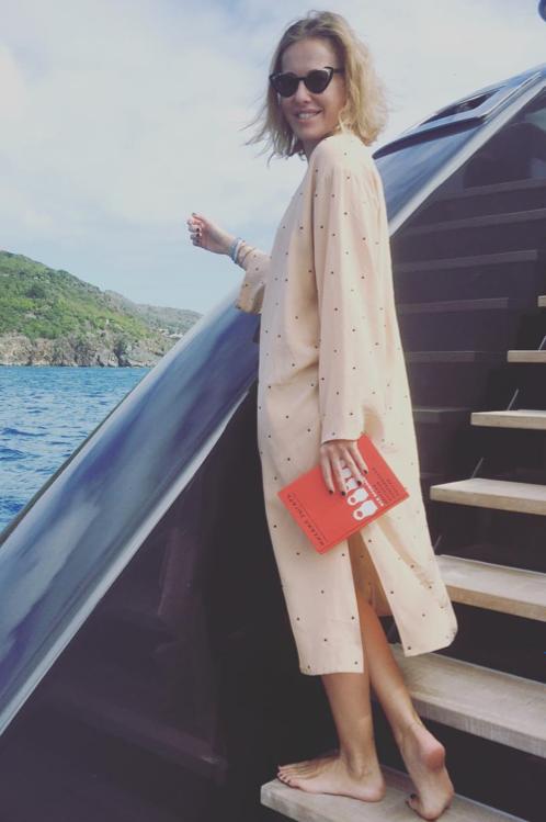 Instagram Ксении Собчак.