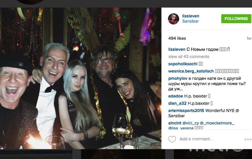 Instagram/lizaleven.