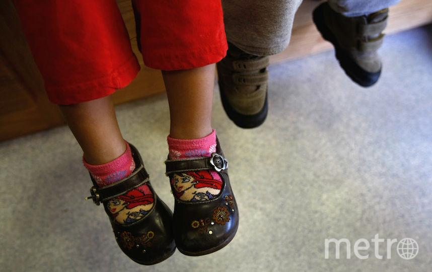 Делом о продаже детей на органы займётся Следственный комитет. Фото Getty