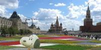 Бигль Снупи выбрал победителя конкурса Metro в Москве