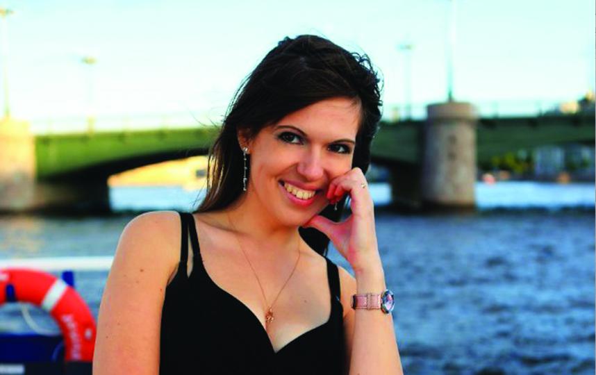 Алена Бобрович.