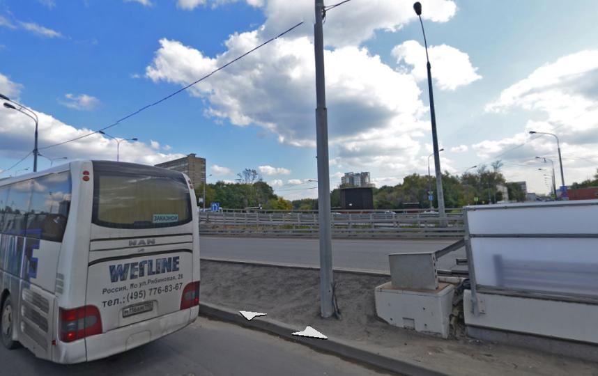 "Скришот ""Яндекс. Панорам""."
