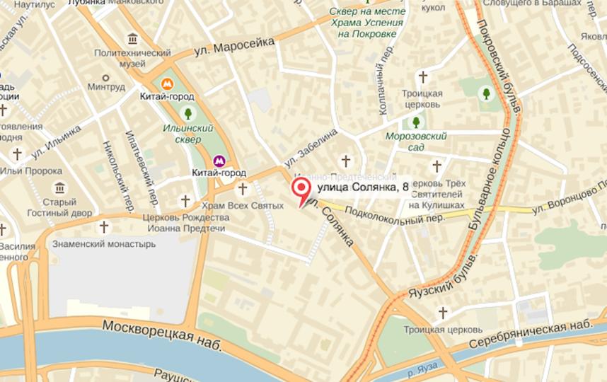 Скрин с maps.yandex.ru.
