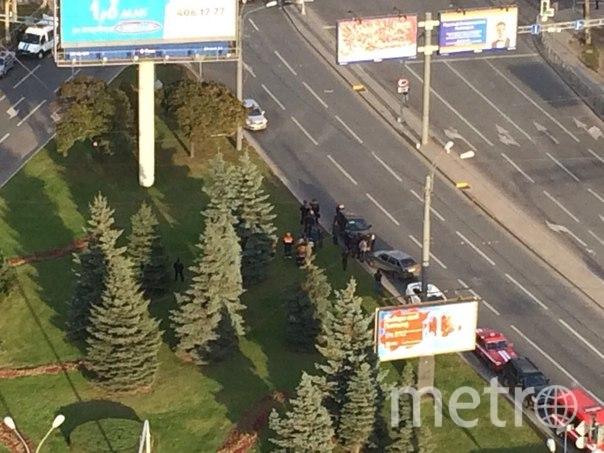 ДТП и ЧП | Санкт-Петербург |  https://vk.com/spb_today.