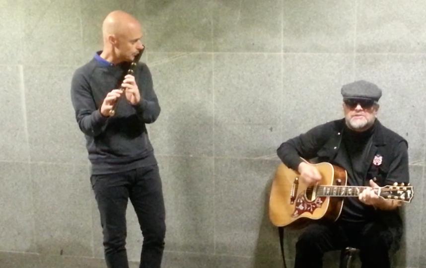 Скрин с видео Артёма Боева.
