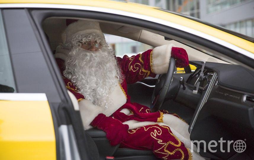 Все фото предоставлены Яндекс.Такси.