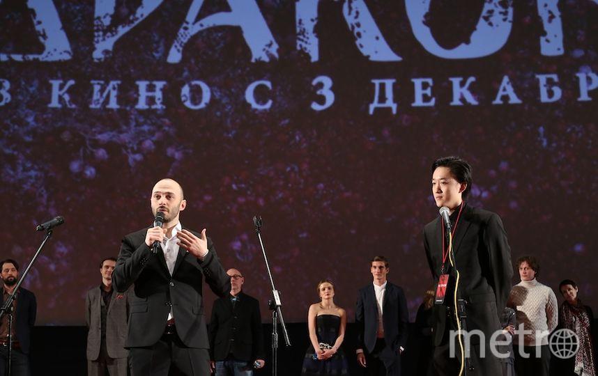 Все фото предоставлены кинокомпанией Bazelevs.
