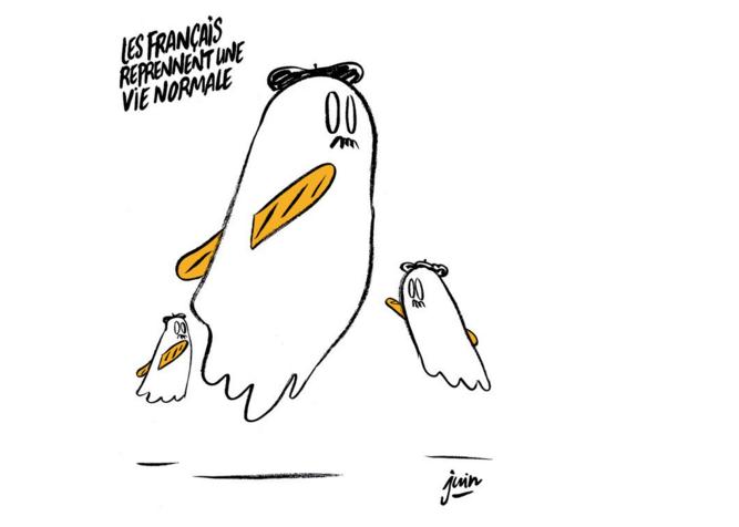 скриншот/ официальный сайт Charlie Hebdo.