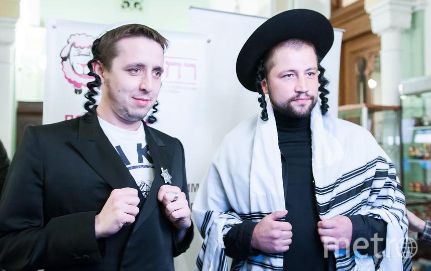 предоставлено пресс-службой Большой хоральной синагоги .