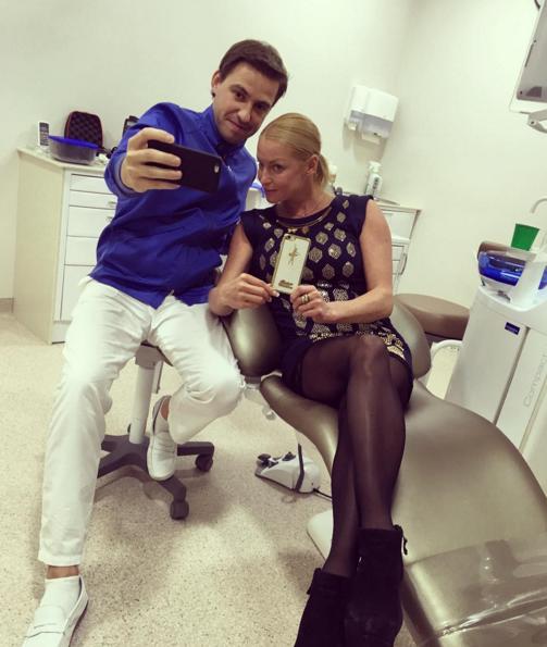 Все фото: Instagram Анастасии Волочковой.