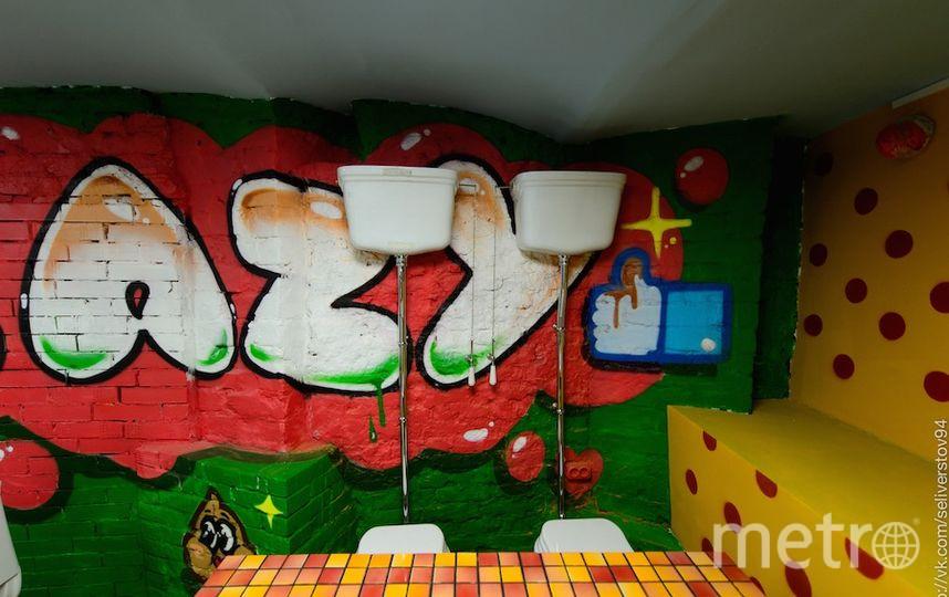 Все Никита Селивёрстов/кафе «Сrazy toilet».