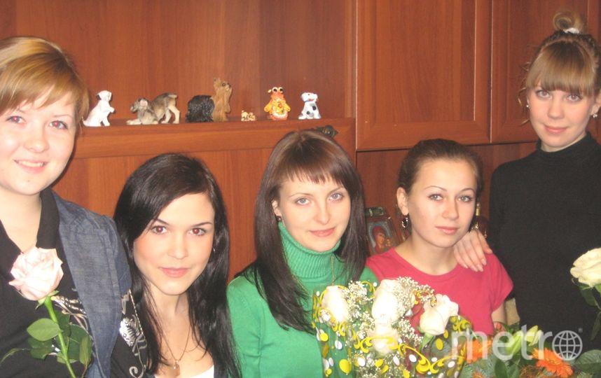 На фото декабрь 2009г.- нам по 18-19 лет.