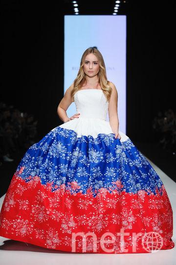 все фото предоставлены пресс-службой Mercedes-Benz Fashion Week Russia.