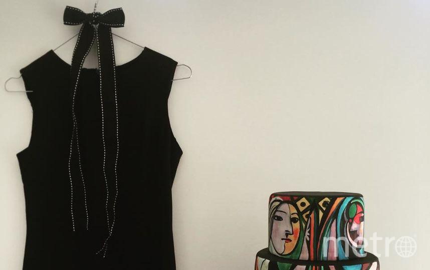 """""""Девушка перед зеркалом"""" Пабло Пикассо."""