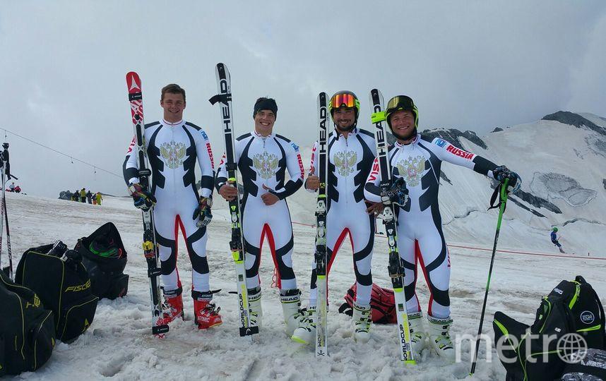 все фото предоставлены федерацией горнолыжного спорта России.